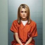 """Orange is the New Black""  starring Taylor Schilling on Netflix."
