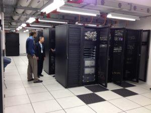 Better Place Server Room